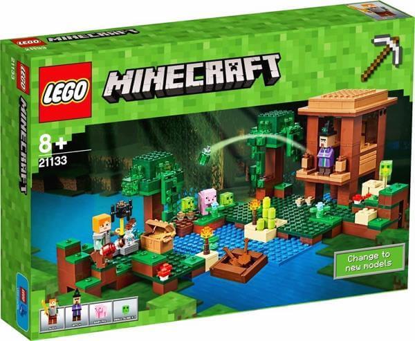 LEGO 21133 マインクラフト ウィッチの小屋