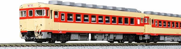 KATO 10-1600 キハ58系(パノラミックウインドウ) 4両セット