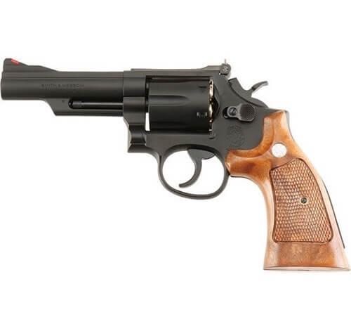 タナカ M19 4インチ コンバットマグナム HW ver3