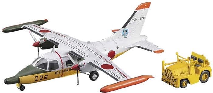 ハセガワ 航空自衛隊 三菱 MU-2A 02361