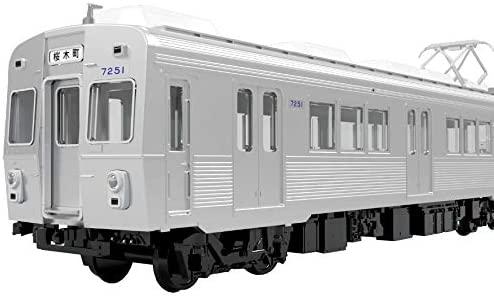天賞堂 65009 東急7200系 冷房車 2輌セット