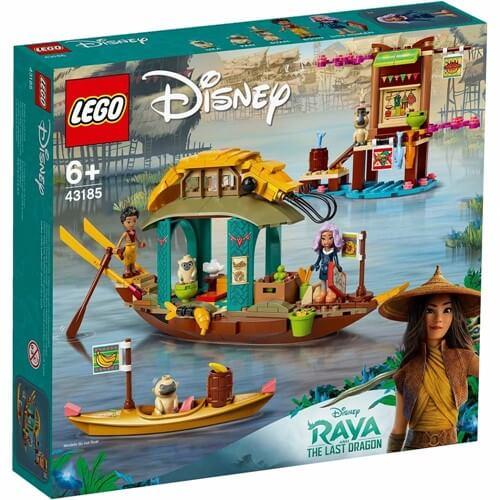 LEGO 43185 レゴ ディズニー ブーンの船