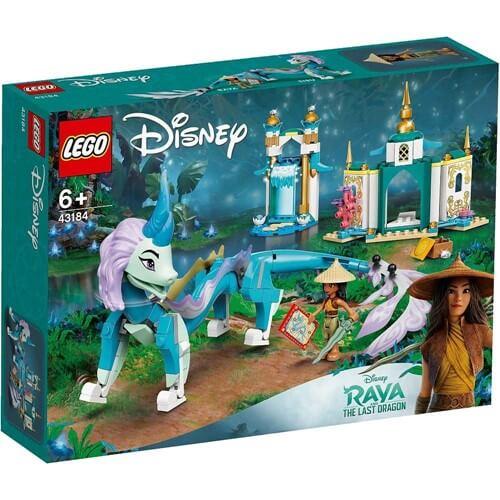 LEGO 43184 レゴ ディズニー ラーヤとシスー