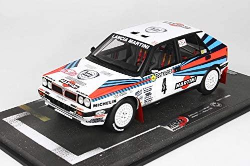 BBR 1/18 ランチアデルタ HF インテグラーレ 8V #4 ラリー・モンテカルロ 1989 全国宅配買取