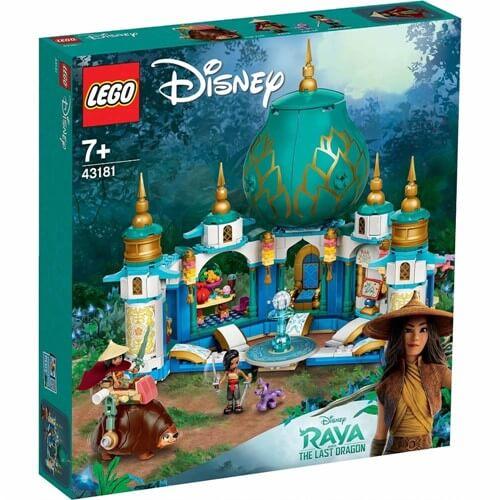 LEGO 43181 レゴ ディズニー ラーヤとハートパレス