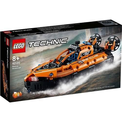 レゴ テクニック 42120 レスキュー ホバークラフト