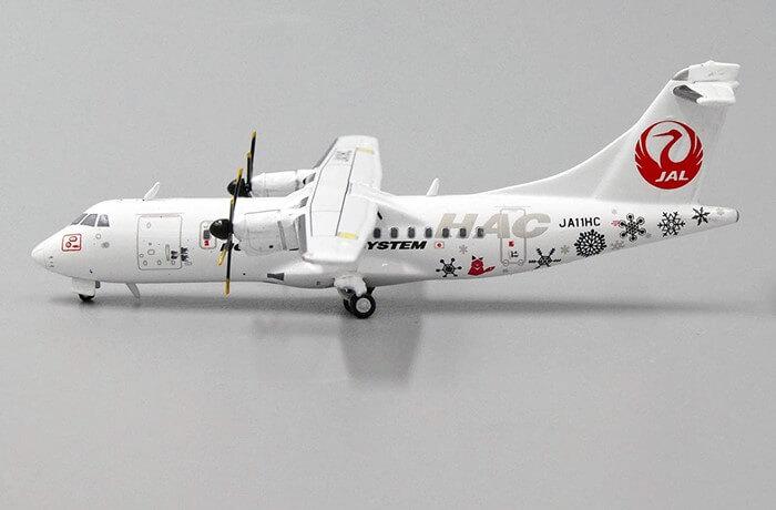 JC Wings HAC 北海道エアシステム ATR42-600 JA11HC 初号機特別塗装  EW4AT4001