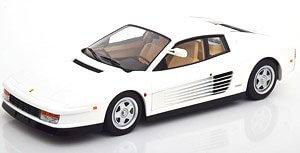 KKスケール 1/18 Ferrari Testarossa Monospecchio 1984 white US 全国宅配買取