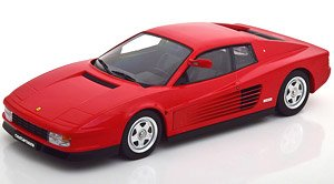 KKスケール 1/18 Ferrari Testarossa Monospecchio 1984 red 全国宅配買取