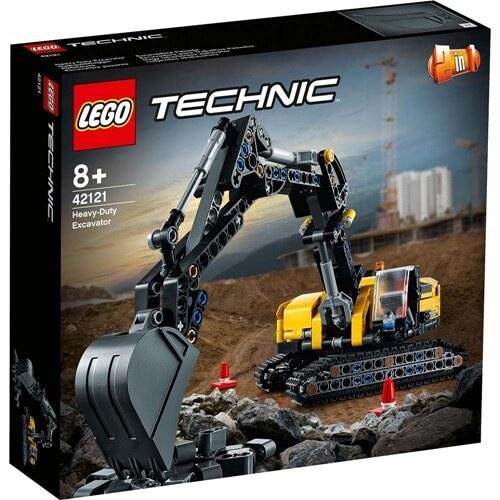 レゴ テクニック 42121 ヘビーデューティ掘削機
