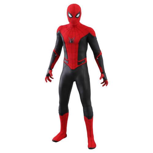 ムービー・マスターピース スパイダーマンファー・フロム・ホーム スパイダーマン アップグレードスーツ 全国宅配買取