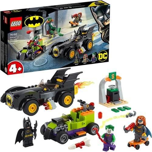 LEGO 76180 スーパーヒーローズ バットモービルのカーチェイス