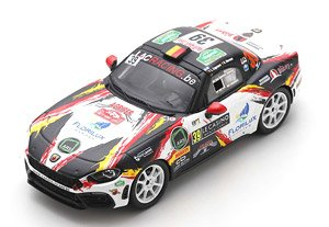 スパーク 1/43 Abarth 124 Rally RGT LacRacing.Be No.39 Rally Monte Carlo 2020 全国宅配買取