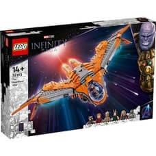 レゴ スーパー・ヒーローズ 76193 ガーディアンズの宇宙船