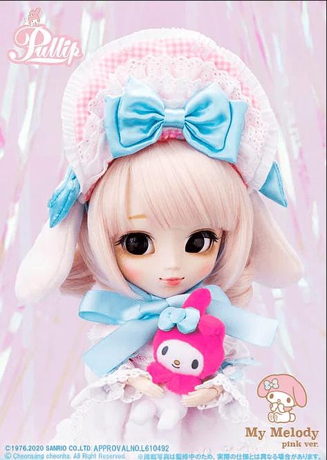 プーリップ My Melody pink ver.