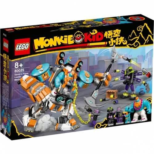 レゴ モンキーキッド 80025 サンディーのパワーメカ 全国宅配買取