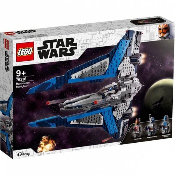 LEGO レゴ スター・ウォーズ 75316 マンダロリアン スターファイター 全国宅配買取