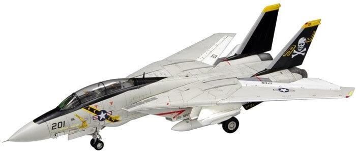 ファインモールド 1/72 アメリカ海軍 F-14A トムキャット FP30