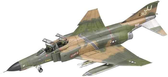 ファインモールド 1/72 F-4E戦闘機 ベトナム FP41