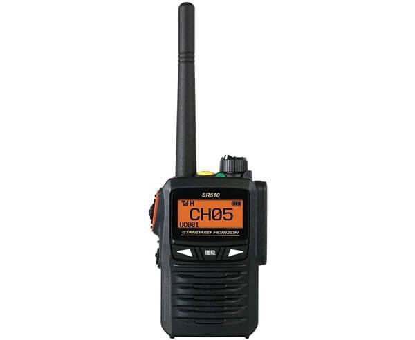 八重洲無線 スタンダードホライゾン SR510 全国宅配買取