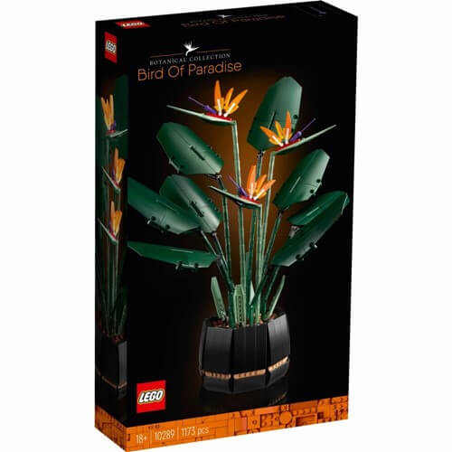 LEGO レゴ 10289 ストレリチア 全国宅配買取
