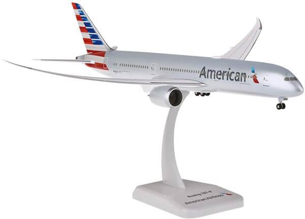 ホーガン 1/200 ボーイング 787ー9 アメリカン航空 WiFiレドーム付