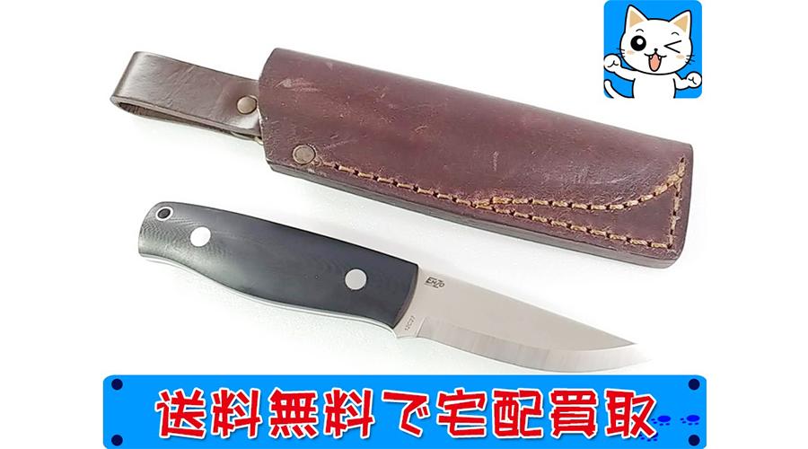 ENZO エルバー 85 エンゾ シースナイフ