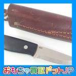 ENZO エルバー 85 エンゾ シースナイフをお買取させていただきました。
