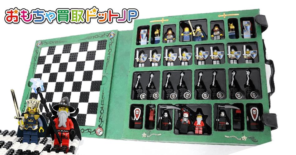 2018年4月16日 LEGO キャッスル チェスについて 画像にて詳細をお伝えいたします。 レゴキャッスル のチェスのアイテムナンバーは4515251です
