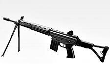 ガスブローバックライフル No.8 89式 5.56mm小銃 折曲銃床型