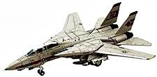 1144 F-14A アメリカ海軍 第1戦闘飛行隊 ウルフパック 1991年 NE100