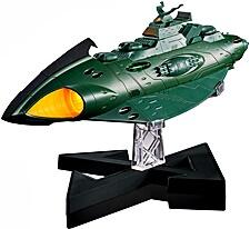超合金魂 GX-89 宇宙戦艦ヤマト2202 ガミラス