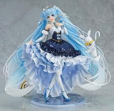 GSC 初音ミク 雪ミク Snow Princess Ver. 1/7