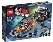 レゴ LEGO 70808 ムービー スーパーサイクルチェイス