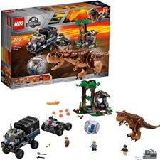 レゴ ジュラシック・ワールド カルノタウルス対ジャイロスフィア 75929