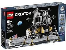 レゴ LEGO クリエイターエキスパート 10266 NASA アポロ11号 月着陸船