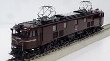 エンドウ HOゲージ EF58 89号機  茶塗装