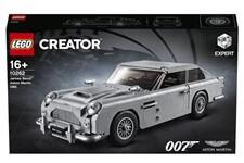 レゴ LEGO クリエイターエキスパート ジェームズ・ボンド アストンマーティンDB5 10262