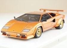 1/43 ランボルギーニ カウンタック LP400S 1980 メタリックオレンジ