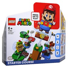 LEGO 71360 マリオとぼうけんのはじまり スターターセット