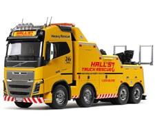 ボルボ FH16 グローブトロッター 750 8x4 レッカートラック 56362