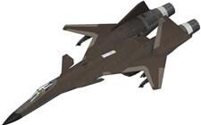 ACE COMBAT 7 SKIES ADFX-01(modelers)