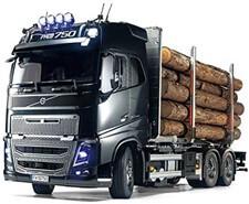 ボルボ FH16 グローブトロッター750 6x4ティンバートラック