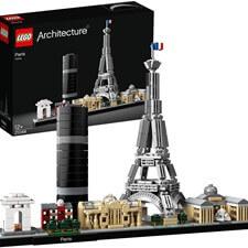 21044 アーキテクチャー パリ