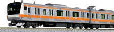KATO 10-1621 E233系中央線(H編成・トイレ設置車) 6両基本セット