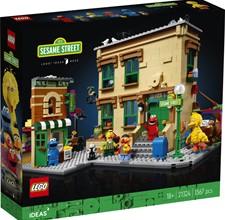 21324 レゴ セサミスストリート