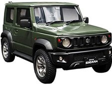SUZUKI Jimny SIERRA JC JB74W Jungle Green