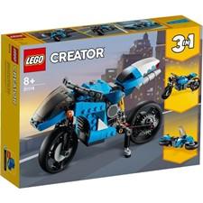レゴ クリエーター 31114 スーパーバイク