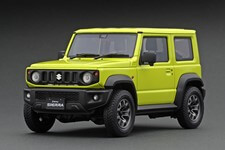 SUZUKI Jimny SIERRA JC Kinetic Yellow