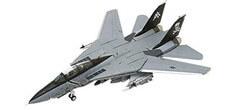 1/72 F-14B ジョリーロジャース アイゼン搭載